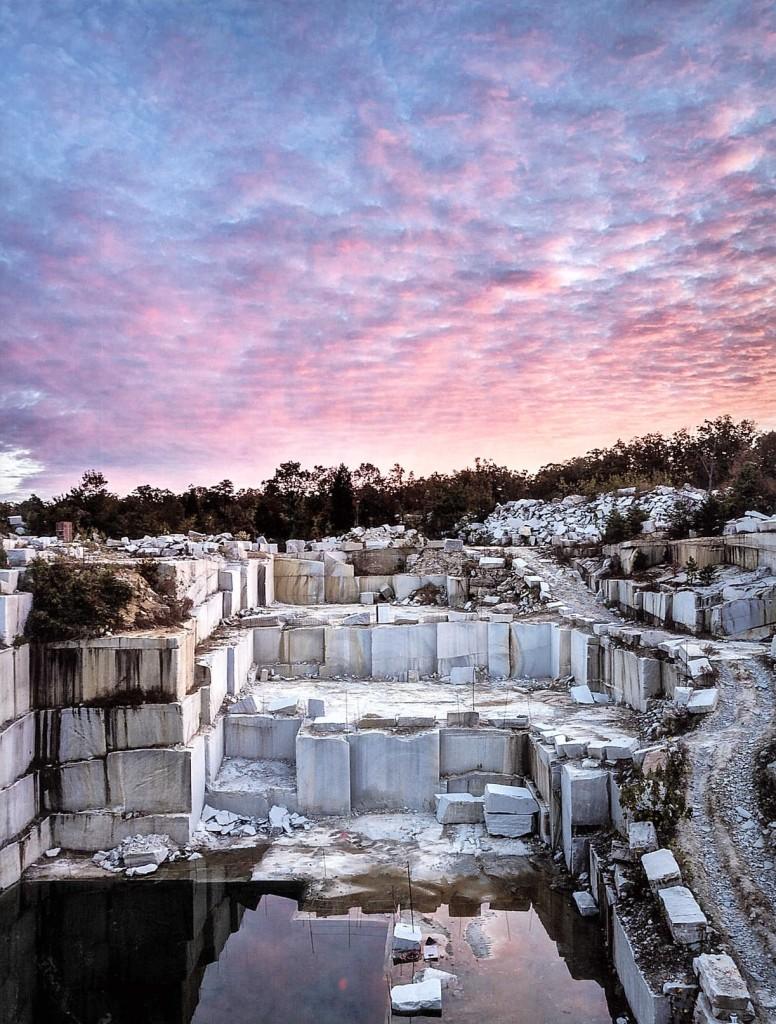 Solar White Quarry